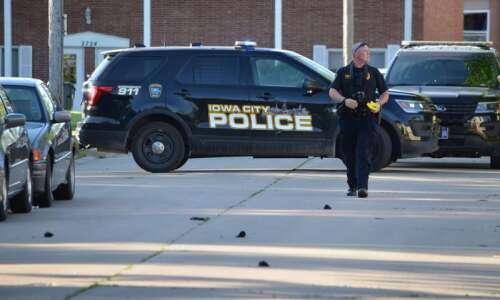 Shooting near Iowa City's Mercer Park under investigation