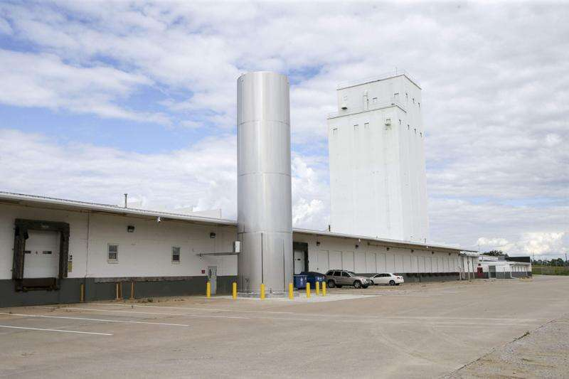 New oil packaging plant set for Goodwill of the Heartland