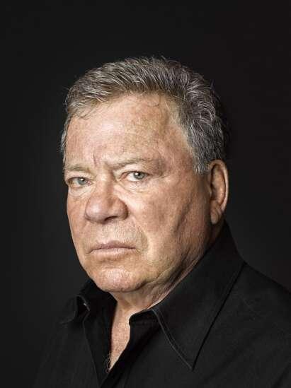 William Shatner cancels Cedar Rapids show at Paramount