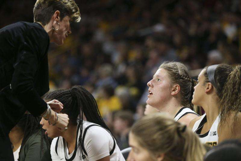 Iowa women's basketball can earn a share of the Big Ten lead Sunday. How did the Hawkeyes get here?