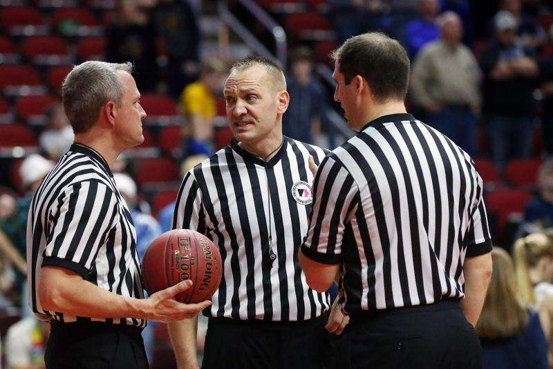 Fans need to remember officials are 'real people'