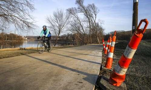 Perseverance keeps Cedar Rapids focused as flood control system advances