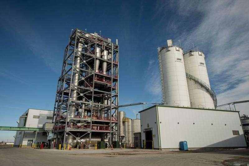 Omaha's Green Plains buys Fluid Quip of Cedar Rapids