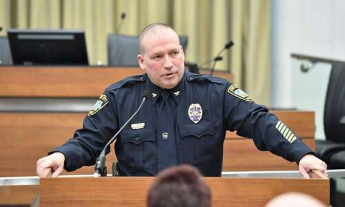 Civil service commission upholds Iowa City police officer's firing