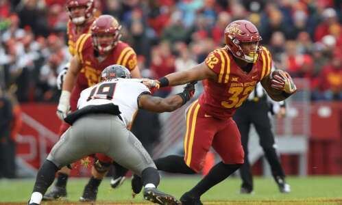 Seniors lead Iowa State football after two tough losses