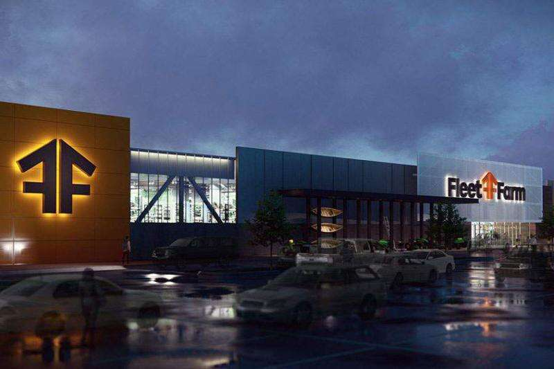 Fleet Farm to build $35 million Tiffin store