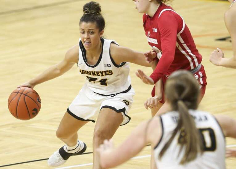 Iowa women's basketball isn't perfect, but good enough to handle Wisconsin once again