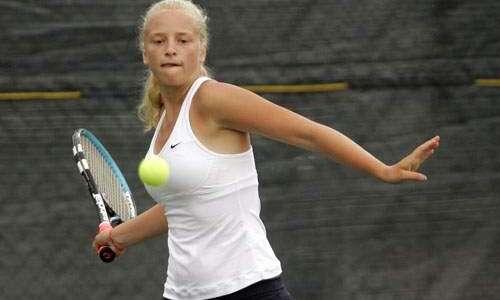 Iowa Open Tennis Tournament photos
