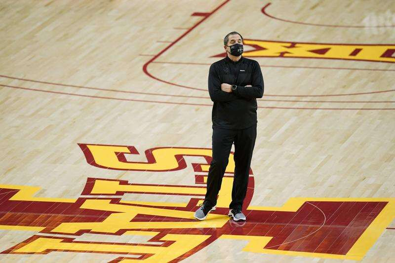 Steve Prohm out as Iowa State men's basketball coach
