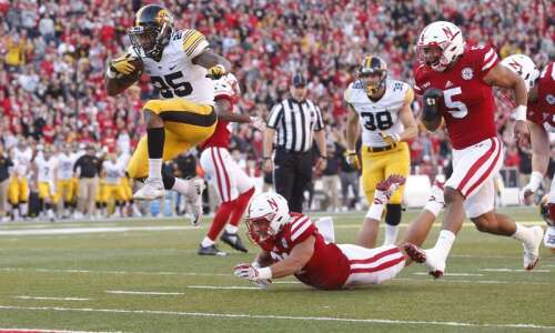 Iowa evaluated where Nebraska was