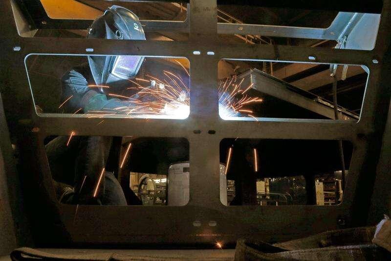 Women welders welcome