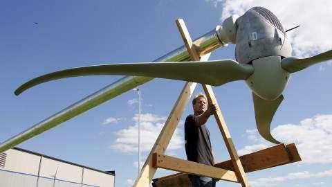 New type of wind power arrives in Cedar Rapids