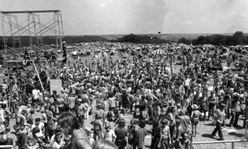 The Wadena Rock Festival turns 50 this month