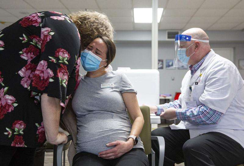 Federal requirement comes as nursing home staff vaccine rates lag