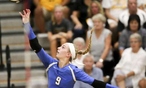 Volleyball notes: West Liberty, Wilton collide Thursday in battle of…