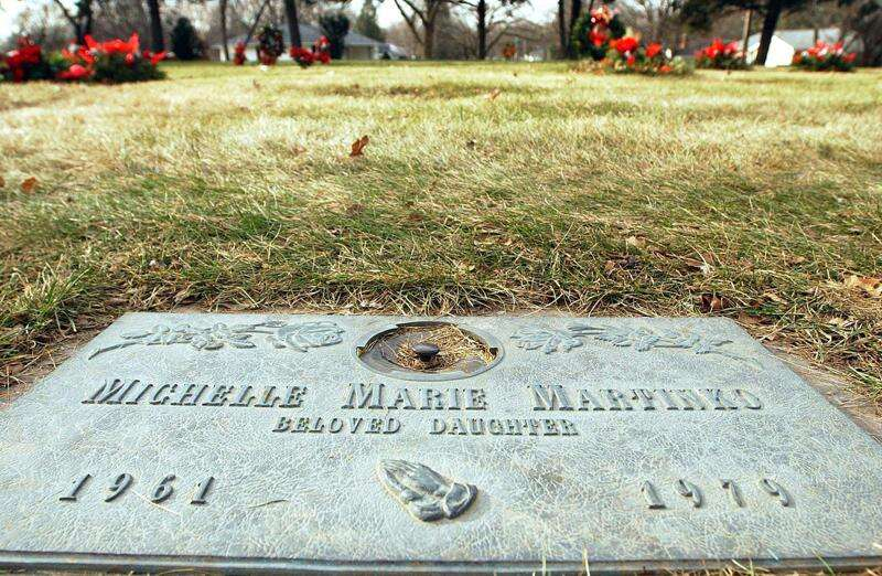 Cedar Rapids Police announce arrest in Michelle Martinko cold case murder