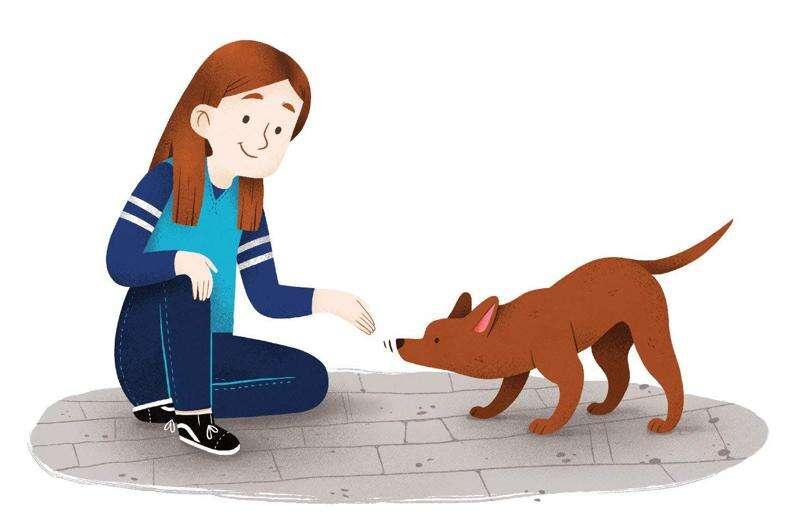 "Cedar Falls boy turns his ""I've Pet That Dog"" effort into book"