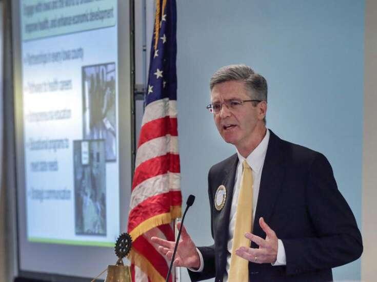 University of Iowa bracing for big cuts