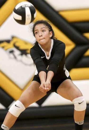 Iowa high school volleyball rankings: Gazette-area Super 10 (Sept. 15)