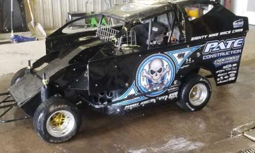 Atkins driver Darrick Knutsen inspired by the fight family and…