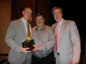 Matt Gatens earns Chris Street Award, named Iowa's top defender