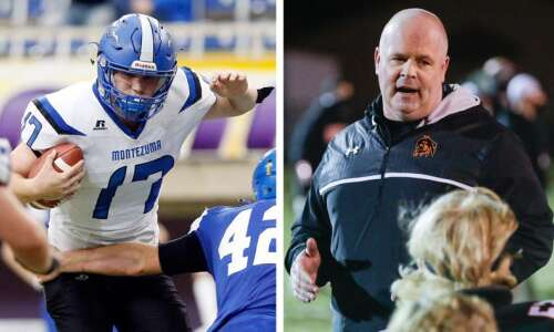 Eddie Burgess and Chad Beermann are The Gazette's 2020 area…