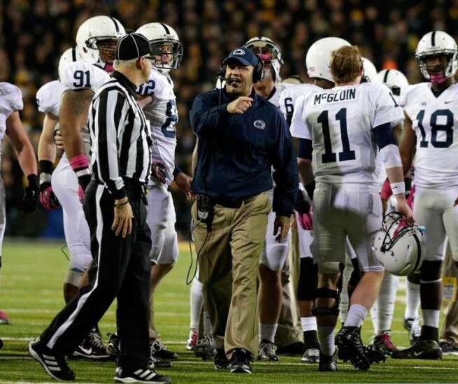 The Fall Lineup -- Penn State