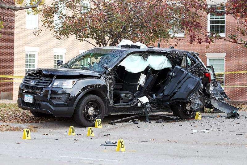 Cedar Rapids police officer involved in shooting identified