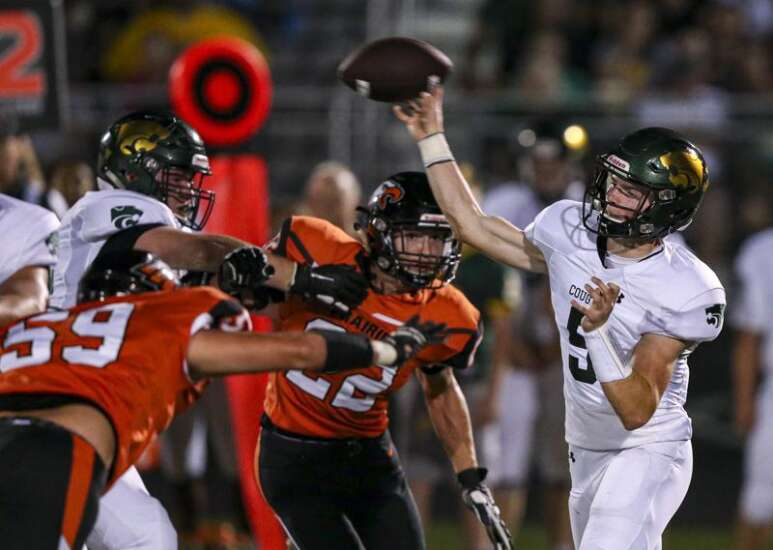 Iowa high school football playoffs: Kennedy, Prairie set for rematch