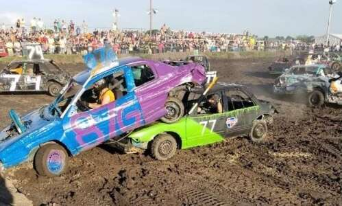 Blairstown Demo Derby a boon to community