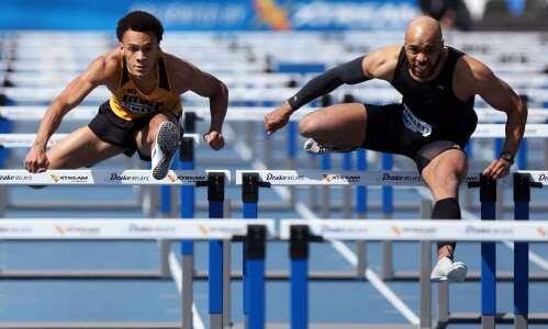 Iowa eyes Top 10 finish at NCAA track meet