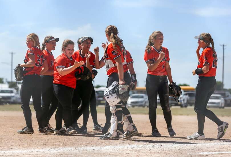 Photos: West Delaware softball tournament in Manchester