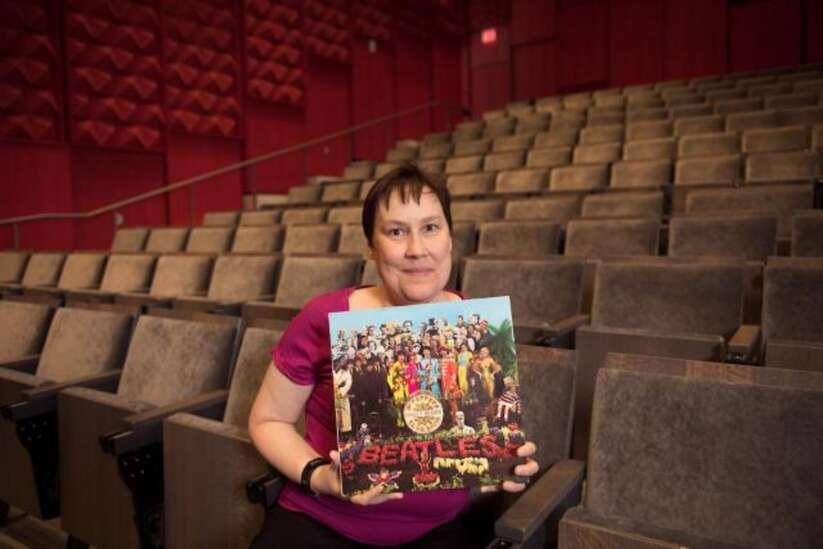 University of Iowa professor's legend, like her favorite band, will live on