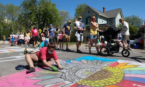 Photos: Chalk the Walk returns to Mount Vernon