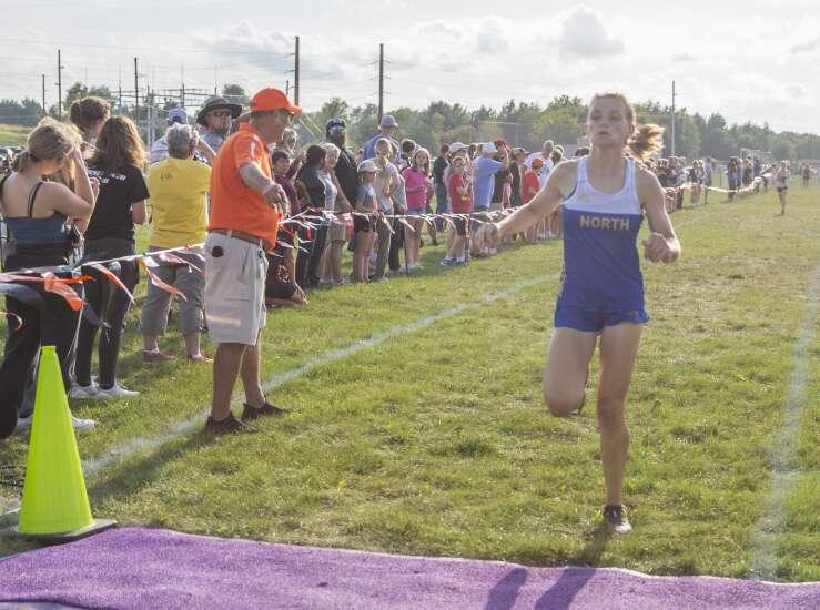 Photos: Solon Invitational, Iowa high school cross country