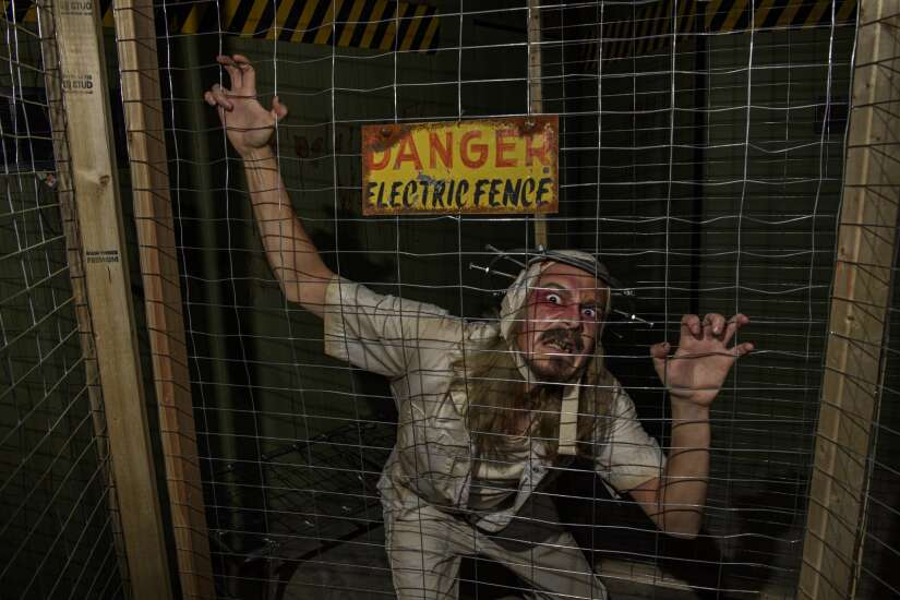 Haunted houses, pumpkin patches and more Halloween fun in Eastern Iowa