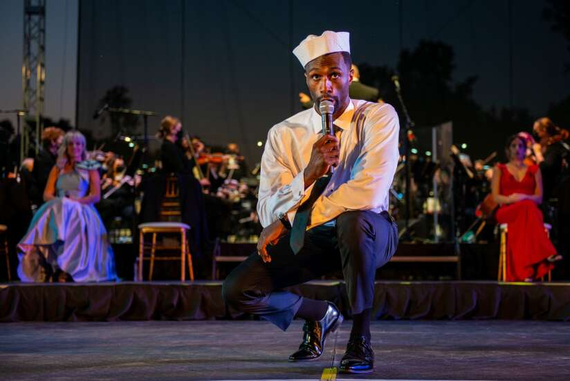 REVIEW: Orchestra Iowa's season opener thrills crowds on historic Cedar Rapids estate