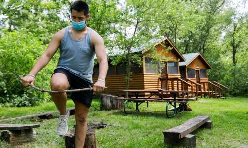 Summer camps reopen but with new ground rules for COVID