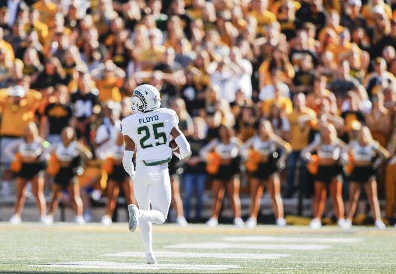 Photos: Iowa football vs. Colorado State
