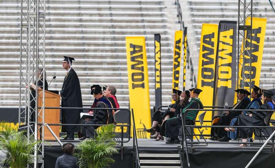 Photos: University of Iowa hosts Celebration of Graduates