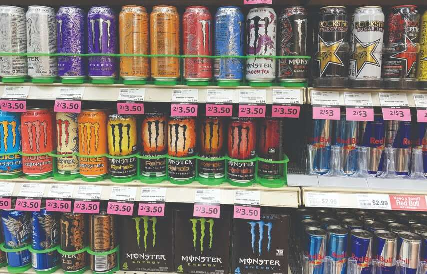 Need an energy drink to get through the day?