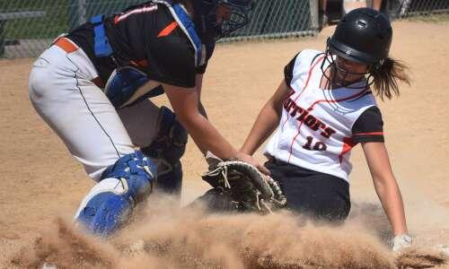 Fairfield, Van Buren County, WMU in softball rankings
