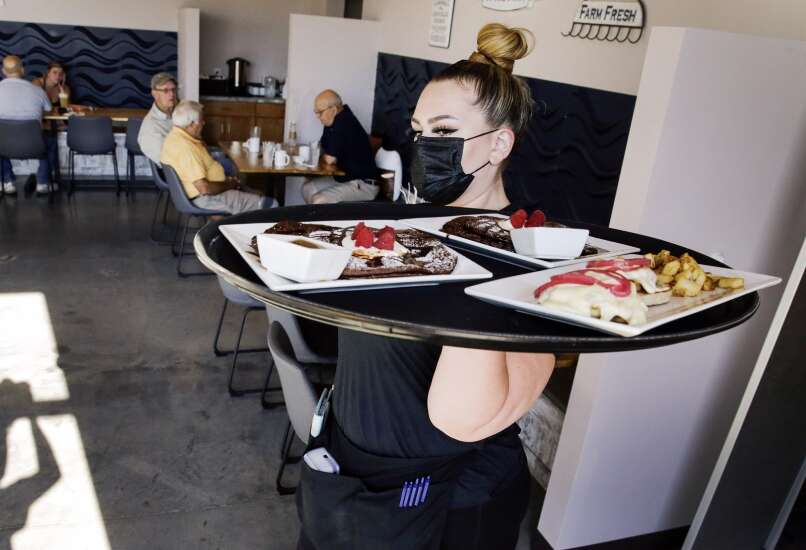 Saucy Focaccia expands with The Breakfast Bar in Hiawatha