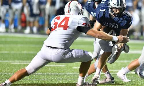 Photos: Western Dubuque vs. Cedar Rapids Xavier football