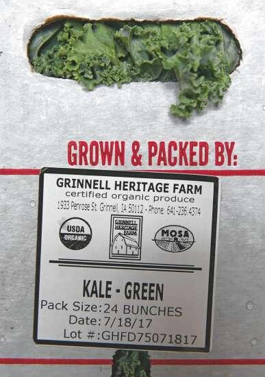 Organic farmers sprouting up across Iowa