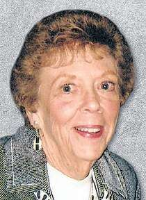 Mary 'Mary Lou' McGrew