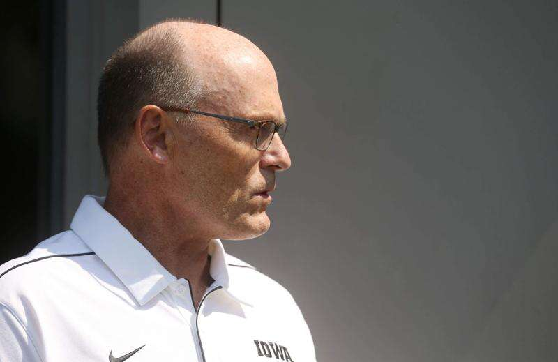 Jay Niemann on Iowa's defensive line, recruiting, his sons' success and more