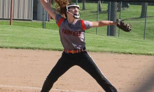 Engle leads Fairfield softball past Mt. Pleasant