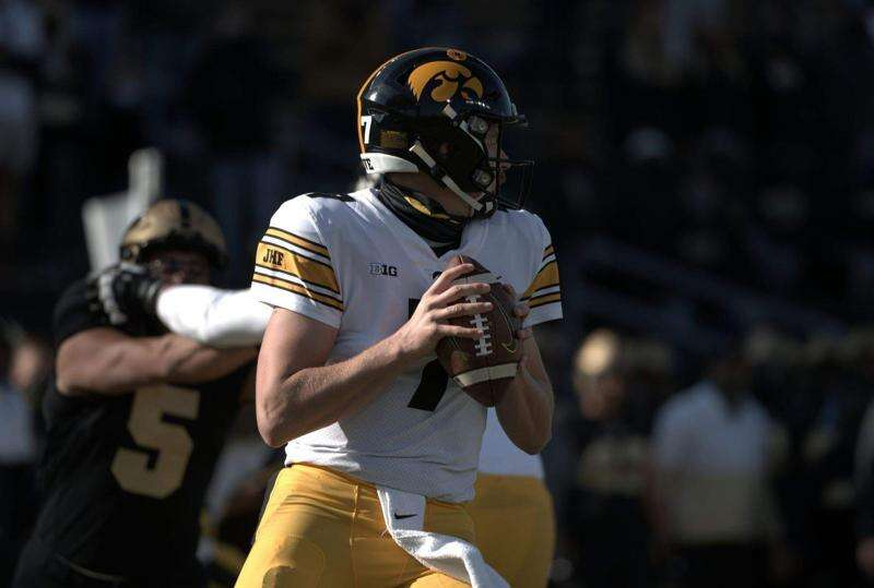 Iowa football at Purdue: Live updates, highlights, box score and more