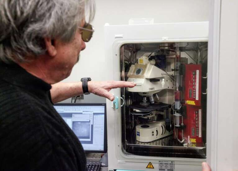 University of Iowa-based cell bank a go-to source for researchers